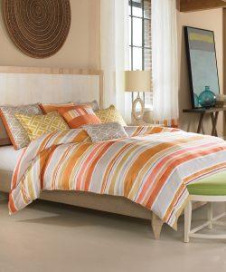 Aquarelle bedding from Wildcat Territory