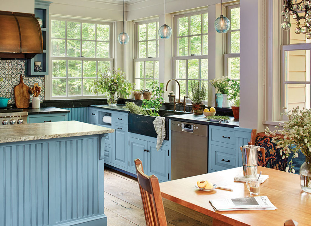 Crown Point Cabinetry Dining