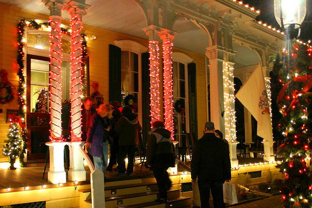 Christmas Candlelight House Tour Designnj