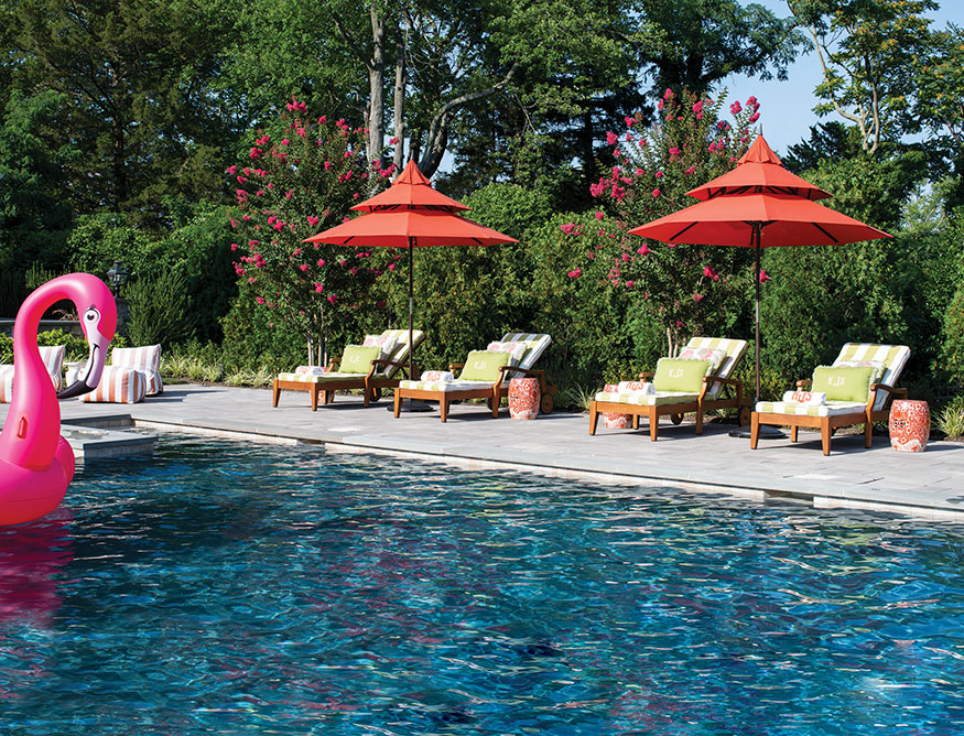 Pool and Patio Furniture