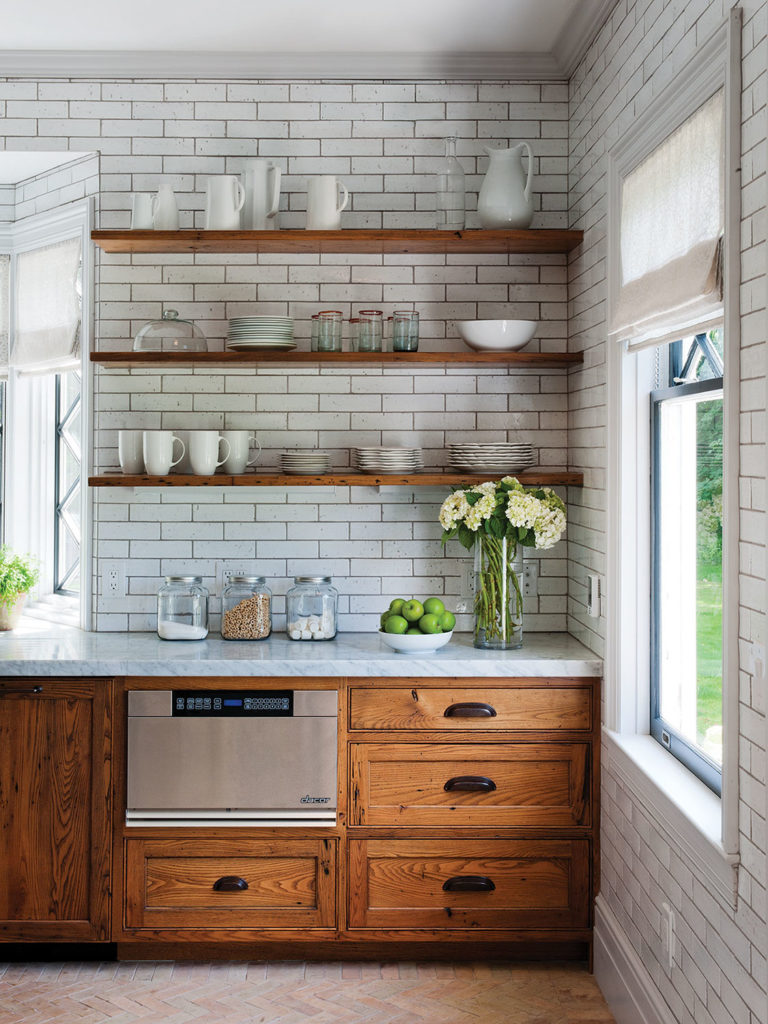 Crown Point Cabinetry Shelving