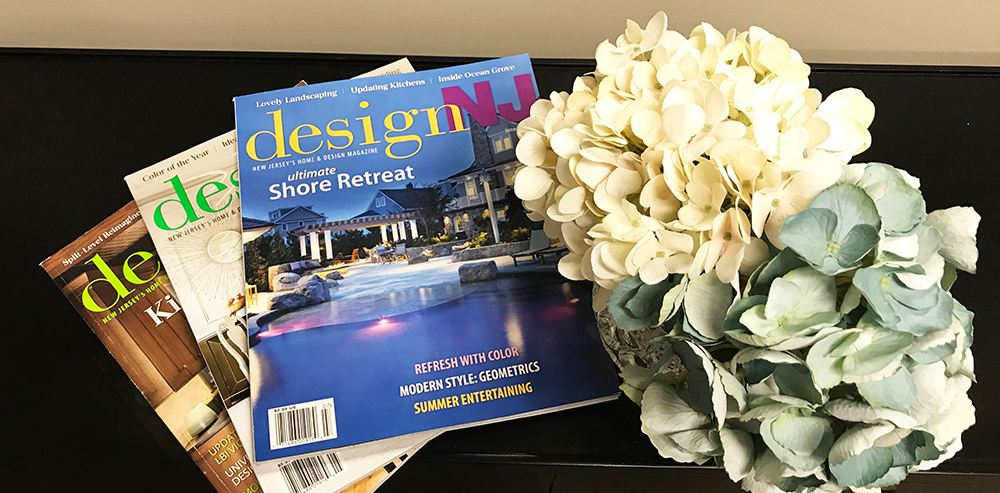 design nj magazine about new jersey s home and design