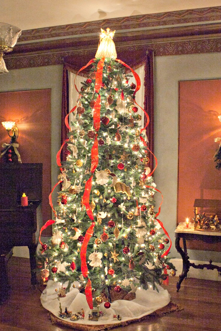 46th Annual Christmas Candlelight House Tour Designnj