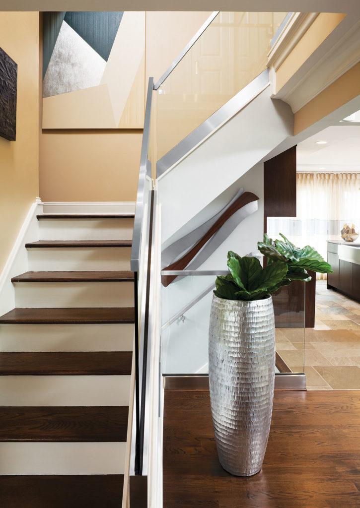 Reworking Split Level Home In Livingston Nj Designnj