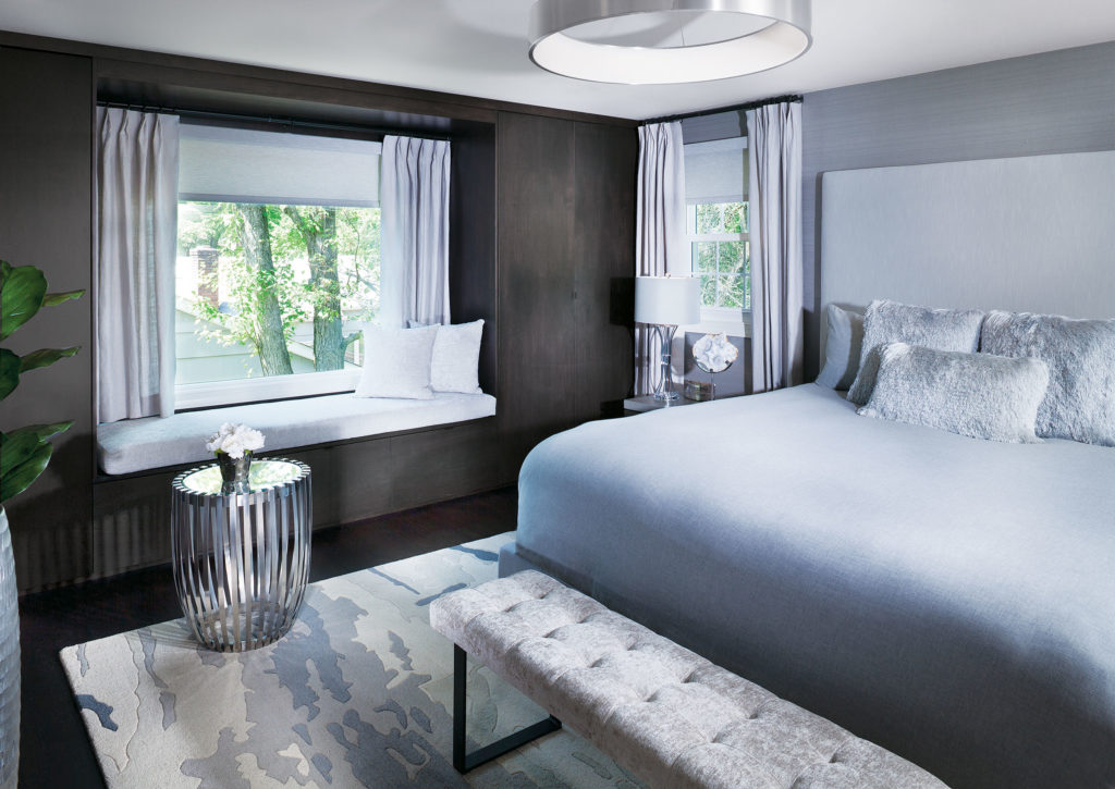 Reworking Split-Level Master Bedroom