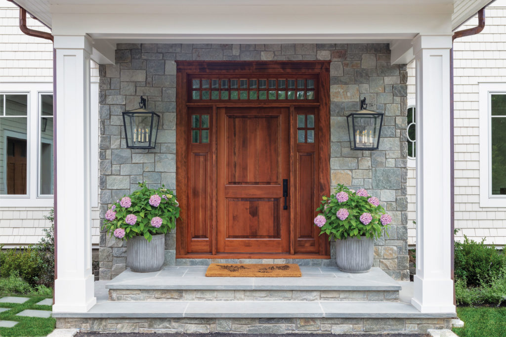 Front Entry with Casual Vibe