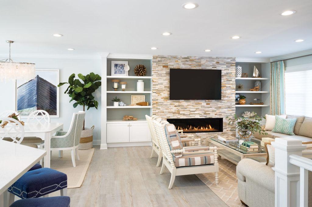 Jersey Shore Family Room