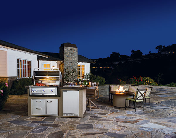 Guidelines For A Great Outdoor Kitchen Designnj