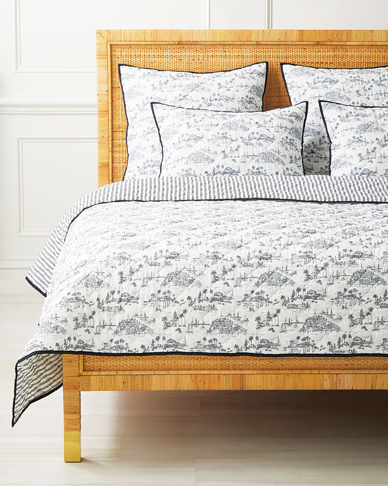 Seaside Bed Set